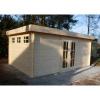 Bild 63 von Azalp Blockhaus Ingmar 450x350 cm, 45 mm