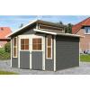 Afbeelding 2 van Woodfeeling Antwerp 7 Terragrijs