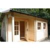 Bild 28 von Azalp Blockhaus Kinross 400x400 cm, 30 mm
