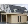 Bild 10 von Azalp Blockhaus Sven 400x350 cm, 45 mm