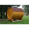 Afbeelding 7 van Azalp Buitensauna Barrel 207x230 cm in 45 mm