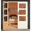 Afbeelding 4 van Woodfeeling Northeim 3 met veranda 300 cm (91470)