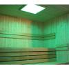 Bild 69 von Azalp Lumen Elementsauna 135x152 cm, Fichte
