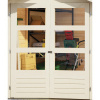 Afbeelding 3 van Woodfeeling Kerko 3 met veranda 240 cm (82935)