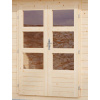Afbeelding 3 van Woodfeeling Kandern 7 met veranda 240 cm (83002)