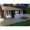 Bild 60 von Azalp Blockhaus Kinross 400x400 cm, 30 mm