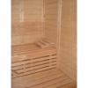 Afbeelding 20 van Azalp Massieve sauna Genio 240x220 cm, 45 mm