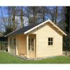 Bild 8 von Azalp Blockhaus Kinross 450x450 cm, 30 mm