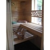 Afbeelding 5 van Azalp Massieve sauna Genio 250x180 cm, 45 mm