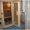 Afbeelding 23 van Azalp Massieve sauna Genio 180x166 cm, 45 mm