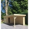 Bild 4 von Azalp Blockhaus Edith 600x300 cm, 45 mm