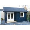 Bild 24 von Azalp Blockhaus Kinross 400x400 cm, 30 mm