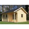 Bild 7 von Azalp Blockhaus Kinross 450x450 cm, 30 mm