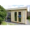 Bild 53 von Azalp Blockhaus Sven 500x400 cm, 45 mm