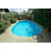 Afbeelding 10 van Trend Pool Boordstenen Tahiti 530 x 320 cm wit (complete set ovaal)