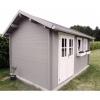 Bild 10 von Azalp Blockhaus Lynn 500x350 cm, 45 mm
