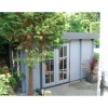 Bild 10 von Azalp Blockhaus Lars 350x450 cm, 45 mm