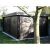 Bild 75 von Azalp Blockhaus Ingmar 550x500 cm, 45 mm