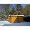 Bild 74 von Azalp Blockhaus Ingmar 450x350 cm, 45 mm