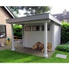 Bild 7 von Azalp Blockhaus Sven 500x500 cm, 45 mm