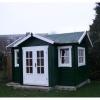 Bild 8 von Azalp Blockhaus Essex 500x450 cm, 30 mm