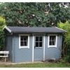 Bild 12 von Azalp Blockhaus Mona 500x550 cm, 45 mm