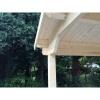 Bild 3 von Azalp Blockhaus Tim 500x500 cm, 45 mm