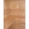 Afbeelding 19 van Azalp Massieve sauna Genio 240x220 cm, 45 mm