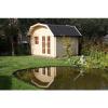 Bild 11 von Azalp Blockhaus Cornwall 400x350 cm, 30 mm