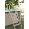 Afbeelding 2 van Ubbink Azura 750 x 400 x 130 cm met beige liner en uitrusting