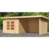 Afbeelding van Woodfeeling Kandern 6 met veranda 300 cm (83000)
