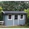 Bild 12 von Azalp Blockhaus Mona 400x400 cm, 45 mm