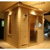Afbeelding 36 van Azalp Massieve sauna Genio 180x166 cm, 45 mm