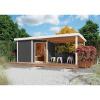 Afbeelding van Woodfeeling Neuruppin 3 met veranda (91455)