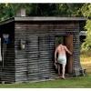 Afbeelding 6 van Rento Sauna-emmer Handgreep Bruin