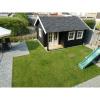 Bild 63 von Azalp Blockhaus Kinross 500x500 cm, 45 mm