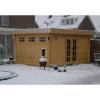 Bild 81 von Azalp Blockhaus Ingmar 450x350 cm, 45 mm