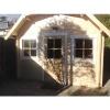 Bild 17 von Azalp Blockhaus Yorkshire 500x550 cm, 45 mm
