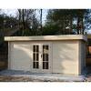 Bild 64 von Azalp Blockhaus Ingmar 450x350 cm, 45 mm