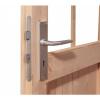 Afbeelding 5 van Woodfeeling Blankenberge 7 met luifel Terragrijs
