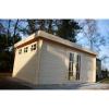 Bild 51 von Azalp Blockhaus Ingmar 450x350 cm, 45 mm