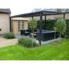 Bild 86 von Azalp Blockhaus Ingmar 550x500 cm, 45 mm