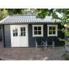 Bild 39 von Azalp Blockhaus Lynn 500x350 cm, 45 mm