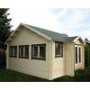 Bild 10 von Azalp Blockhaus Essex 500x450 cm, 30 mm