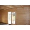 Bild 7 von Azalp Blockhaus Lars 400x500 cm, 30 mm