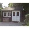 Bild 36 von Azalp Blockhaus Lynn 500x350 cm, 45 mm