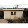 Bild 37 von Azalp Blockhaus Ingmar 550x500 cm, 45 mm