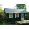 Bild 69 von Azalp Blockhaus Kinross 550x450 cm, 45 mm