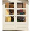 Afbeelding 3 van Woodfeeling Kerko 3 met veranda 280 cm (82939)
