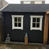 Bild 31 von Azalp Blockhaus Lynn 500x350 cm, 45 mm